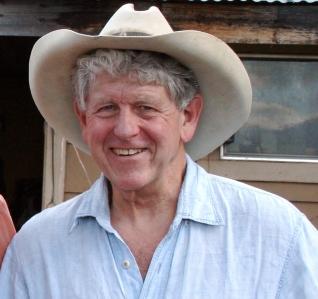 Bergon Author Photo